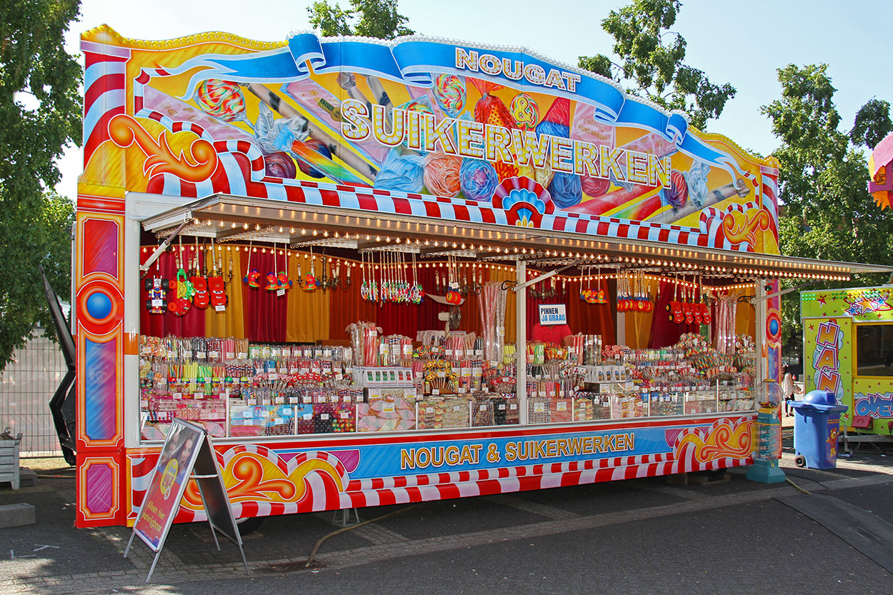 Tiny Paashuis , Nougat & Suikerwerken